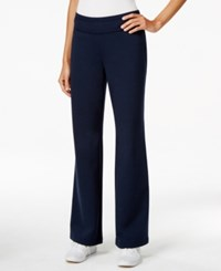 Styleandco. Style And Co. Sport Flare Leg Knit Pants Only At Macy's