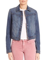 Joe's Jeans Nila Denim Riding Jacket