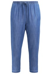 Persona By Marina Rinaldi Ramon Relaxed Fit Jeans Denim Bleached Blue Denim