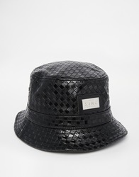 King Apparel Armor Bucket Hat Black
