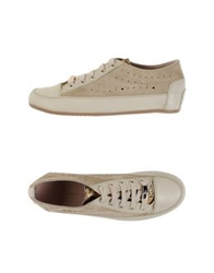 Tosca Blu Low Tops And Trainers Beige