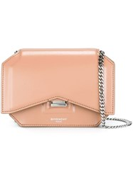 Givenchy 'Bow Cut' Crossbody Bag Nude And Neutrals