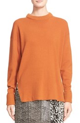 Women's Jason Wu Side Zip Cashmere And Wool Blend Sweater