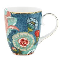 Pip Studio Spring To Life Mug Blue Large