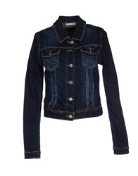 Hope Collection Denim Denim Outerwear Women Blue