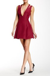 Style Stalker Wild Honey Dress Red