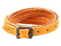 Frye Campus Wrap Cuff Sunrise Dakota Bracelet Tan