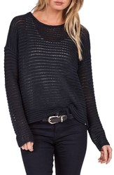Volcom Women's Hold On Tight Crewneck Pullover