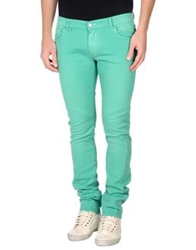 Jcolor Denim Pants Green
