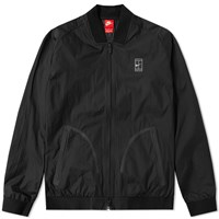 Nike Court Bomber Jacket Black