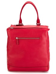 Givenchy 'Pandora' Backpack Red