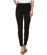 Karen Kane Faux Suede Pants Black Women's Casual Pants