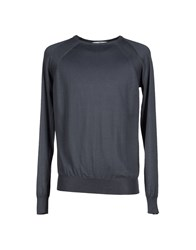 Mauro Grifoni Knitwear Jumpers Men Brown