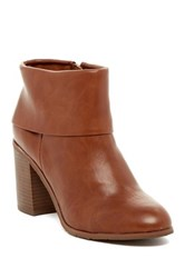 Bc Footwear Band Bootie Brown