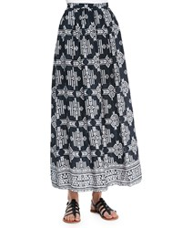 Tolani Margie Tribal Print Maxi Skirt Women's