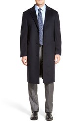 Men's Hart Schaffner Marx 'Sheffield' Classic Fit Wool And Cashmere Overcoat
