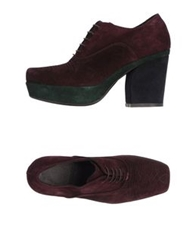 Dondup Lace Up Shoes Dark Blue