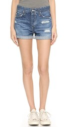 Ag Jeans Alex Vintage Boyfriend Shorts 15 Years Anchorage