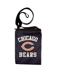 Little Earth Chicago Bears Gameday Crossbody Bag Team Color