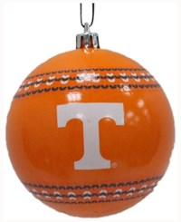 Memory Company Tennessee Volunteers Ugly Sweater Ball Ornament Orange