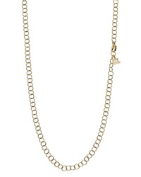 Temple St. Clair 18K Yellow Gold Small Round Chain 18