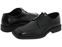 Kenneth Cole Reaction Sim Plicity Black Men's Lace Up Moc Toe Shoes