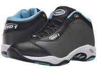 And 1 Tai Chi Gunmetal Black Alaskan Blue Men's Basketball Shoes