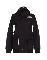 Neff Coats And Jackets Jackets Women Black