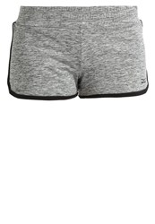 Venice Beach Garcelle Sports Shorts Coal Melange Grey
