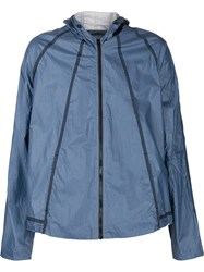 Christopher Raeburn Lightweight Windbreaker Blue