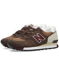 New Balance M575bb Made In England Brown