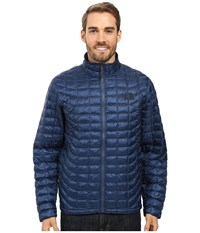 The North Face Thermoball Full Zip Jacket Shady Blue Men's Coat