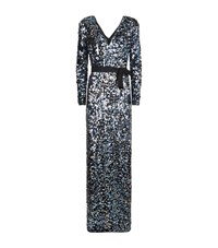 Escada Gnesit Gown Female Metallic