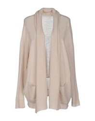 Inhabit Knitwear Cardigans Women Sand
