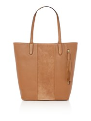 Dickins And Jones Harlow Tote Handbag Tan