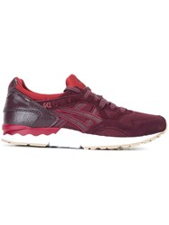 Asics 'Gel Lyte V' Sneakers Pink And Purple
