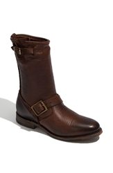 Vintage Shoe Company 'Veronica' Boot Chocolate