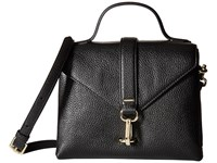 Ecco Isan Crossbody Black Cross Body Handbags