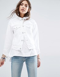 Denim And Supply Ralph Lauren By Jacket White