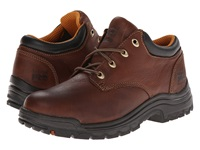 Timberland Titan Oxford Soft Toe Haystack Brown Oiled Full Grain Leather Men's Industrial Shoes