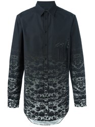 Marcelo Burlon County Of Milan 'Liaima' Shirt Black