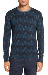 Ted Baker Men's London 'Malone' Print Sweater