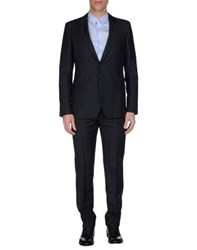 Prada Suits And Jackets Suits Men Dark Blue