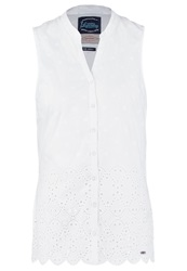 Superdry Summer Blouse Optic White