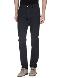Chiribiri Casual Pants Dark Blue