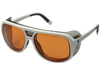 Electric Eyewear Stacker Matte Black Ohm Orange Sport Sunglasses Brown