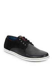 Ben Sherman Presley Oxfords Black