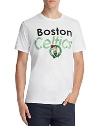 Junk Food Boston Celtics Graphic Tee Elecwhte
