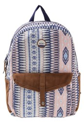 Roxy Carribean Rucksack Rocky Days Combo Pristine Multicoloured