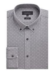 Limehaus Grey Spot Shirt